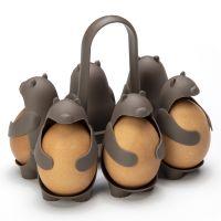 Держатель для яиц peleg, eggbears PE482