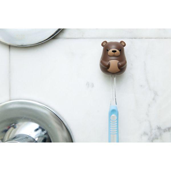 Держатель для зубной щетки bear подвесной HH25-BR