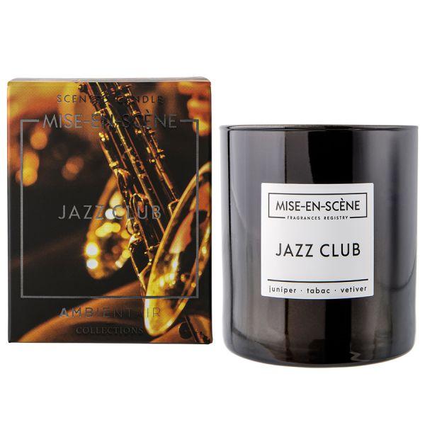 Свеча ароматическая mise en scene, jazz club new, 50 ч VV050CDMS_new