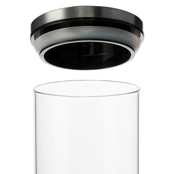 Контейнер для хранения 0,8 л стеклянный