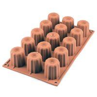 Форма для приготовления пирожных bordelais силиконовая 20.033.00.0060
