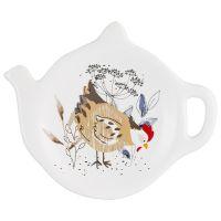 Блюдце для чайных пакетиков country hens P_0059.639