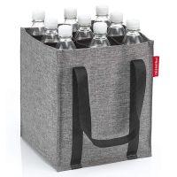 Сумка-органайзер для бутылок bottlebag twist silver ZJ7052