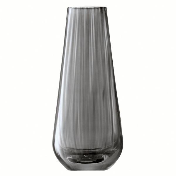 Ваза zinc 18см серая G1528-18-572