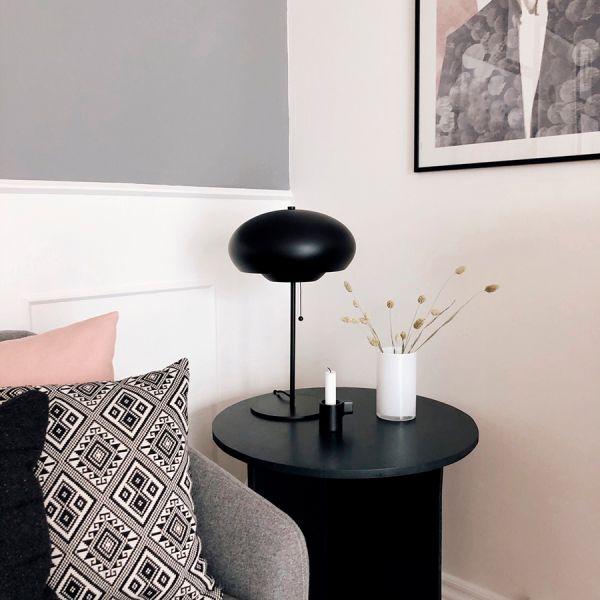 Лампа настольная champ, черная матовая 101324_244365011