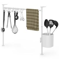 Органайзер кухонный anywhere, 20 крючков, белый Umbra 1015061-660