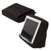 Подушка-подставка с карманом для планшета Hitech черная 262890