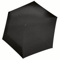 Зонт механический pocket mini signature black hot print Reisenthel RT7058