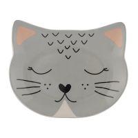 Миска для кошек smokey cat 16х13 см 2030.471