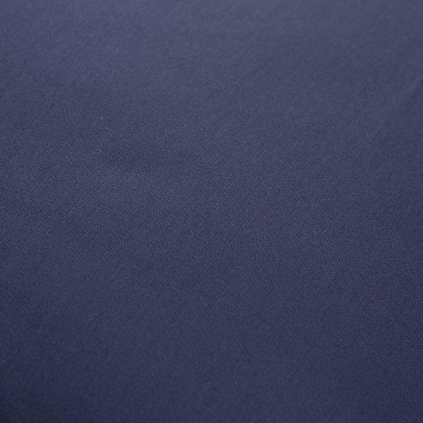 Простыня на резинке из сатина темно-синего цвета из коллекции essential, 200х200 см TK20-FS0027