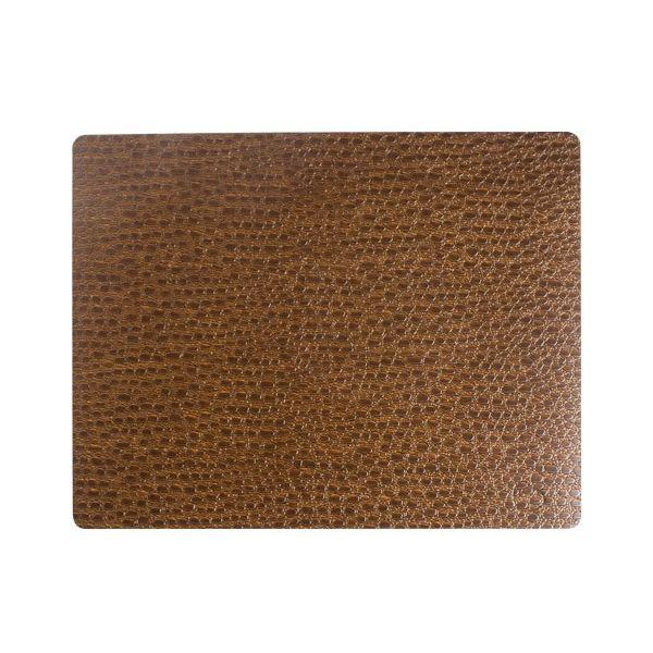 Салфетка подстановочная LINDDNA LACE коричневый прямоугольная 35x45 см 98898